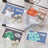푹신하고 귀여운 캐릭터 욕실발매트 4종모음