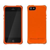 [충격완벽보호 볼리스틱 케이스] BALLISTIC LS Smooth iPHONE 5 (Orange) [완벽하게 스마트폰 보호 소재]
