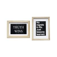 [Hubsch]Photo frame, wood 액자