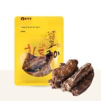 천연간식 열풍건조 황토구이 수제개껌 (오리목뼈200g)