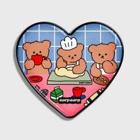 Cooking nini-blue/pink(hearttoktok)