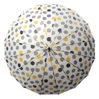 16K 수동 장우산(양산겸용) - 크레용도트