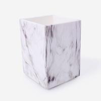 [인디고샵] 품격있는 마블 대리석 연필꽂이