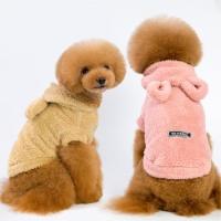 토끼모자 강아지 애견 후리스 개리스 겨울 옷