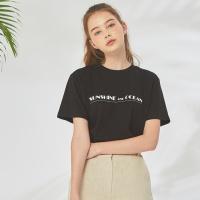 [률앤와이] 선샤인 베이직 티셔츠 : 블랙