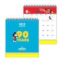 2019 디즈니 미키 마우스 90주년 탁상달력