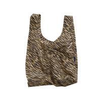 [바쿠백] 휴대용 장바구니 시장가방 Tiger Stripe