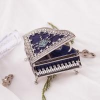 [일본] 철제 피아노 오르골(YA-711A)