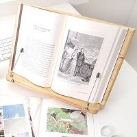 뉴패스 원목 독서대 - 미디움
