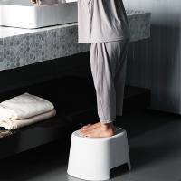 플라스틱 욕실 목욕 스텝 스툴 의자 발디딤대 (대)