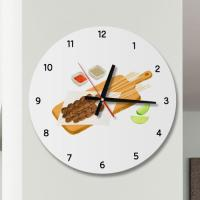 ia517-음식점시계(양꼬치)_인테리어벽시계