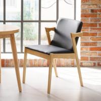 DD062 인테리어의자 디자인체어 PU 원목의자