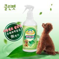 반려동물 제균 세정 청소제 강아지용 500ml