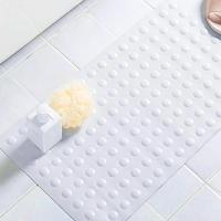 샤워 바닥 욕실 화장실 미끄럼방지 매트 발판