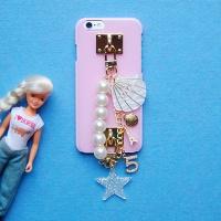 스마트폰 토이 케이스-클램(핑크)