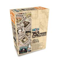 원피스 퍼즐 와이드 752P 뉴현상수배