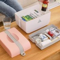 러블리 소품수납 가정용 구급약상자