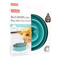카이젠 슬로우볼 급식기 미니(소형견용/비치블루), 고창증 예방, 강아지 기능성 식기