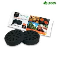 로고스 코코넛 숯 바베큐 차콜 2 83100102
