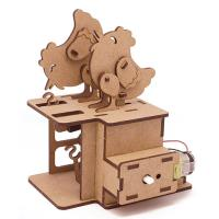 DIY Miniature 모터마타 꼬꼬두마리 배터리미포함