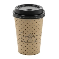 [Blooming]Paper Coffee Cup Craft with Lid종이컵21212769