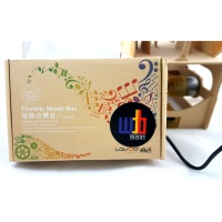 LED 뮤직박스 - LED Music Box