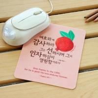 Fruit(석류) _접착식 마우스패드(미니액자)
