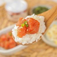 [속초실비] 짜지않아 맛있는 실비 양념명란젓 150g