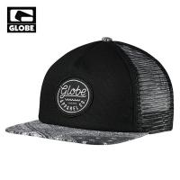 [GLOBE] EXPEDITION TRUCKER CAP (BLACK BANDANA)