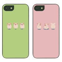 아이폰8플러스케이스 아기돼지삼형제 스타일케이스