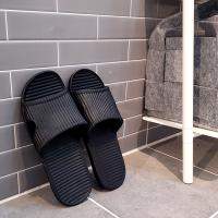 Regal_k 모던 어반 블랙 욕실화
