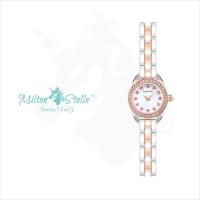 [밀튼스텔리정품] 밀튼스텔리 여성시계 MS-145MC