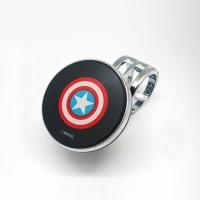 MARVEL 마블 캡틴아메리카 파워핸들 (방패로고)