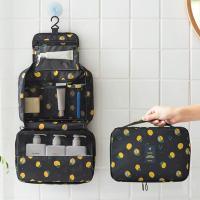 여행용 트래블 세면 워시 수납 백 가방 파우치 (소)