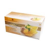 [트와이닝]레몬&진저25티백