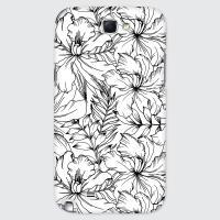[테마케이스] Exotic Flower-A (갤럭시노트2)