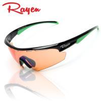 Rayen 레이앙 스포츠글라스 블랙그린 RE-0088 PM 퍼시몬렌즈
