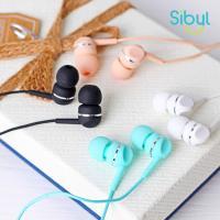 [1+1] 사이빌 M-113 파스텔 단추 이어폰