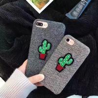 아이폰6 S 플러스 행복한선인장케이스
