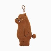 위베어베어스 - 그리즐리 곰곰 필통2