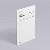[모트모트] 태스크 매니저 31DAYS - 화이트