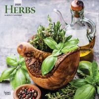 2020 캘린더 허브 Herbs