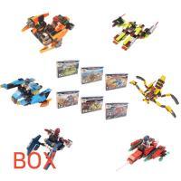 7000 미니블록 장난감 (우주전쟁 6종) 12세트 BOX