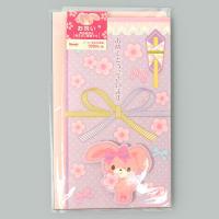 (일본직수입) 봉봉리본 축하카드 봉투