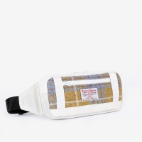 [sweetch] WAIST BAG X HARRIS TWEED Olive