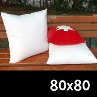 [콩지] 폴리에 쿠션솜 80x80