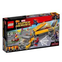 LEGO / 레고 슈퍼히어로 76067 탱커 트럭 공격