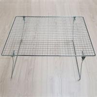 스테인레스 바베큐 테이블 석쇠 1개