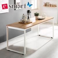 [e스마트] 스틸 테이블 1800x600 (사각다리)