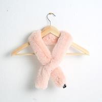 [옐로우스톤] 쁘띠 에코 퍼 머플러 - YS8001PK 핑크